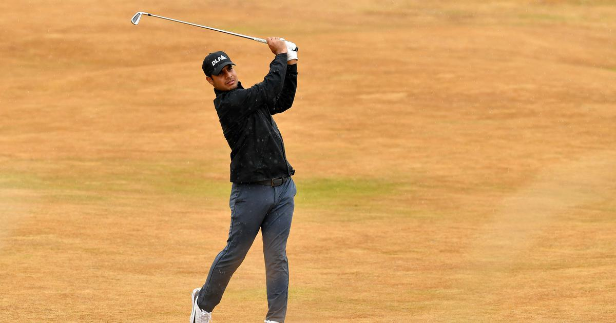 PGA Championships: Shubhankar Sharma looks set to make second straight cut at a Major