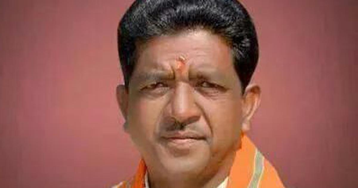 मध्य प्रदेश : भाजपा विधायक पर थाने में तैनात कॉन्स्टेबल को थप्पड़ मारने का आरोप