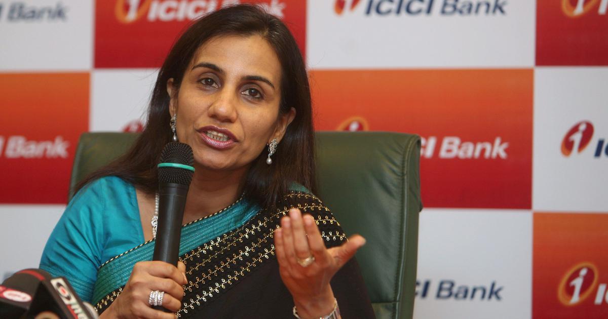 आईसीआईसीआई बैंक ने सीईओ चंदा कोचर का इस्तीफा मंजूर किया, कमान अब संदीप बख्शी को