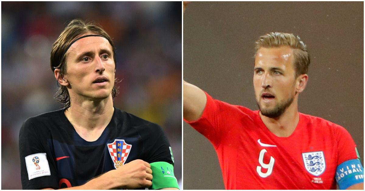 World Cup semi-final, statistical preview: England's 52-year quest, Croatia's record-breaking runs