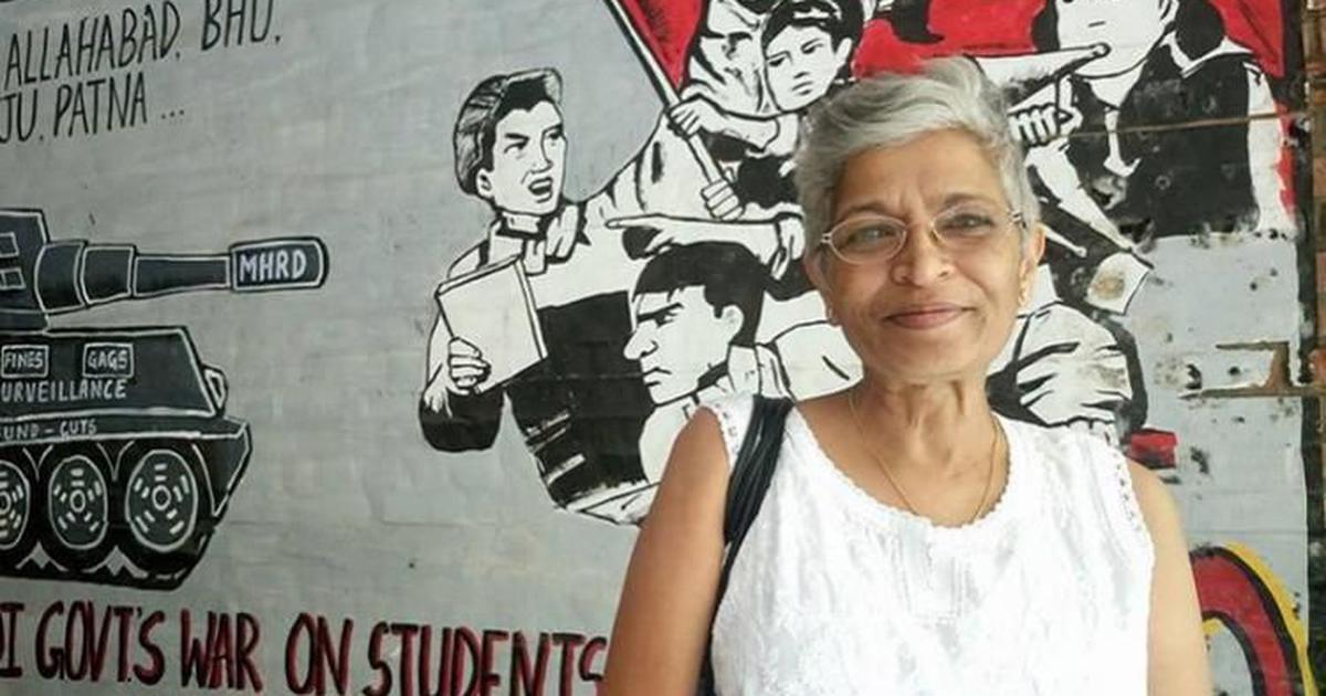 Gauri Lankesh and Narendra Dabholkar murders are linked, CBI tells court