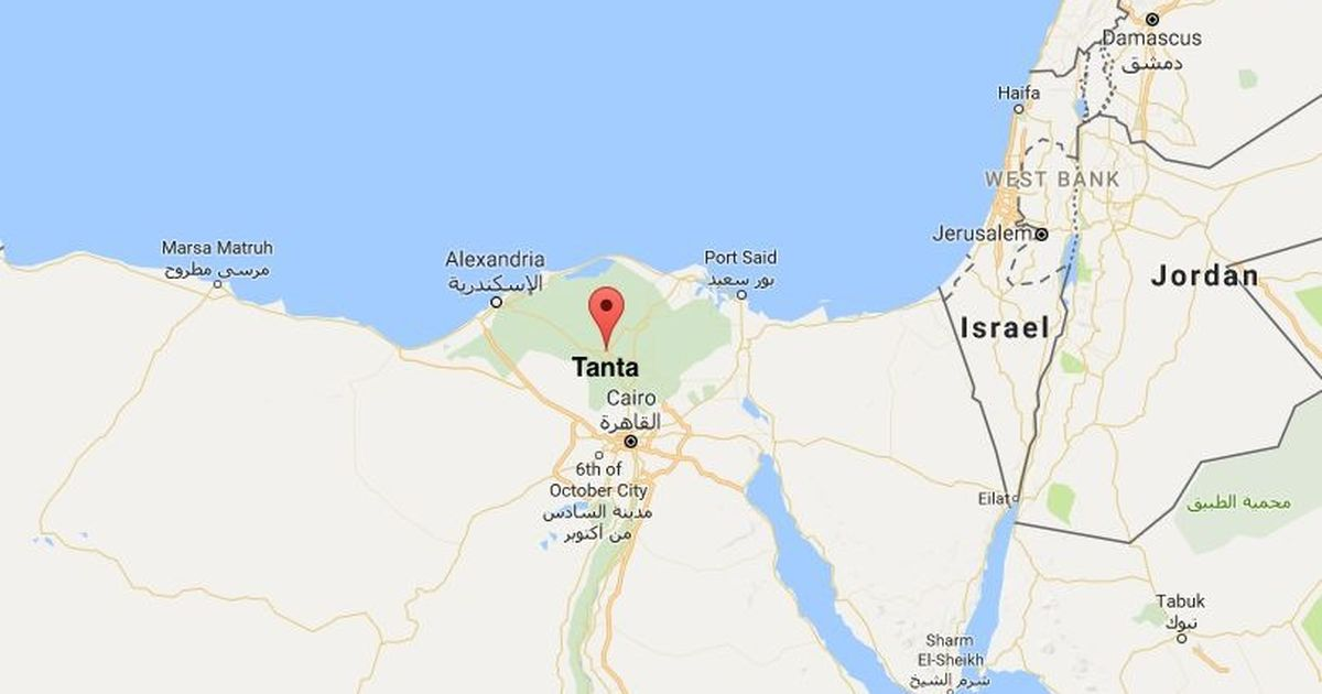 Egypt: At least 21 dead after explosion at Coptic Church in Tanta ...