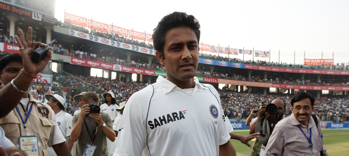 Why Anil Kumble would be a great pick to be the head coach of the Indian cricket team