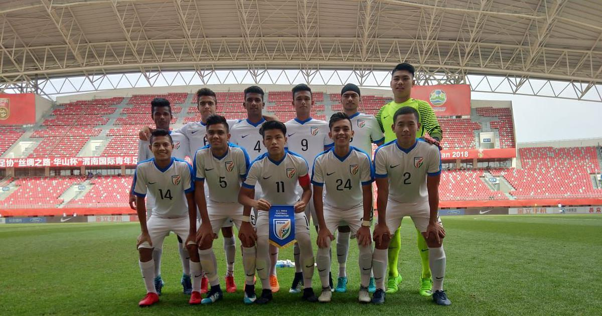 Hua Shan four-nation Cup: India Under-16 football team go down 1-3 to Thailand U-16