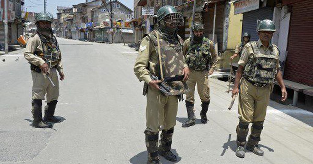 जम्मू-कश्मीर में किसी भी पुलिसकर्मी ने इस्तीफा नहीं दिया है : गृह मंत्रालय