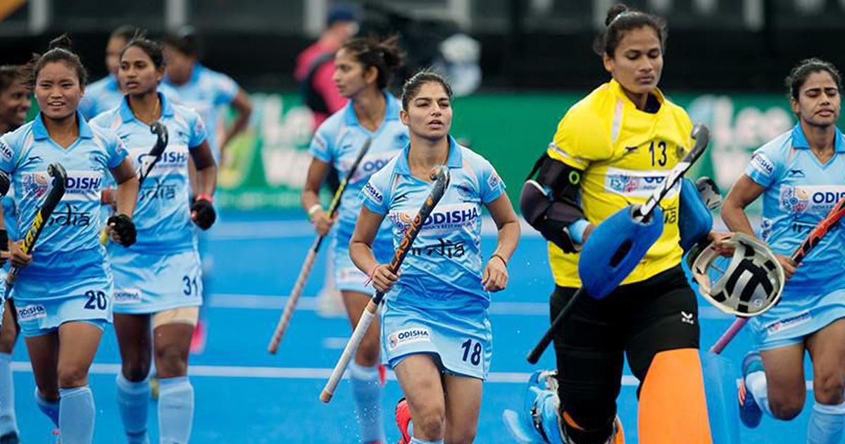 Hockey World Cup: Rani's equaliser helps India get away with 1-1 draw and knock out USA