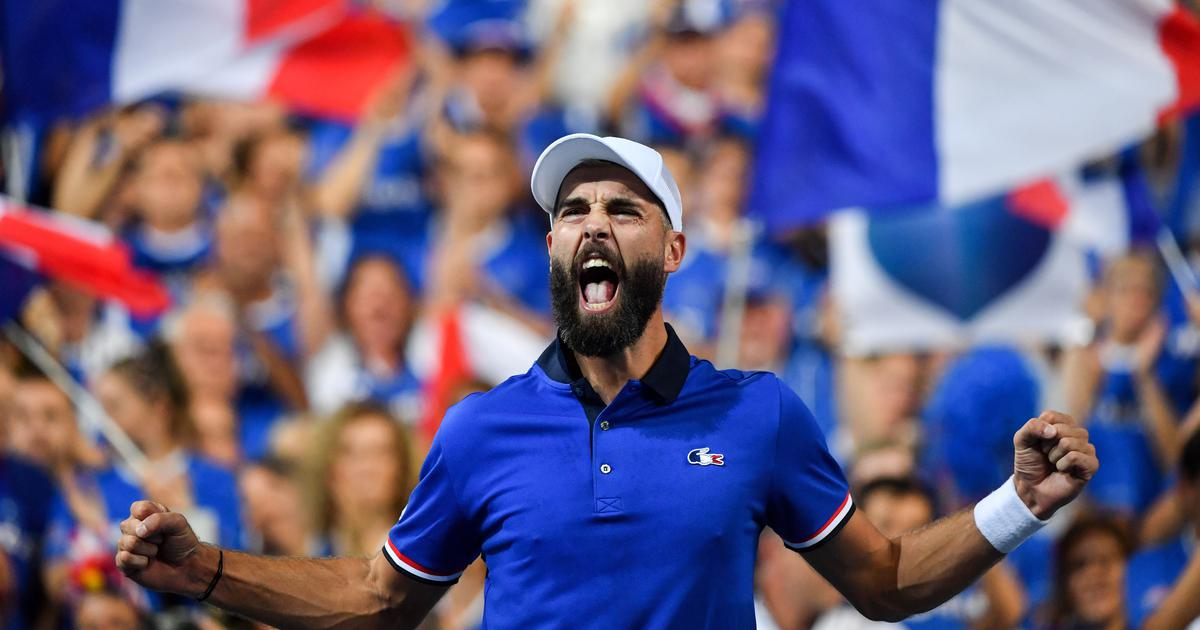 Davis Cup: France's Paire gamble pays off against Nadal-less Spain, Croatia lead USA 2-0