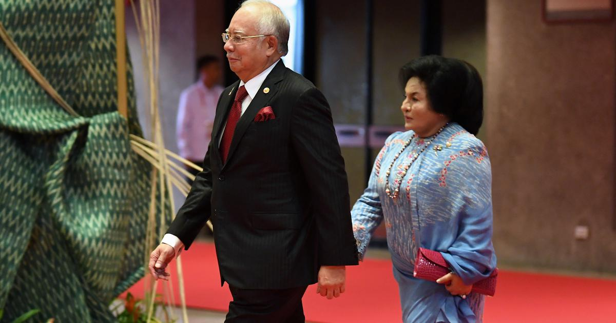 Former Malaysian PM Najib Razak banned from leaving country