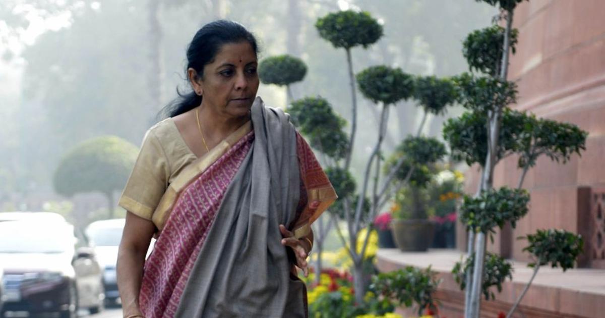 India, United States to hold '2+2 dialogue' in September, says Nirmala Sitharaman