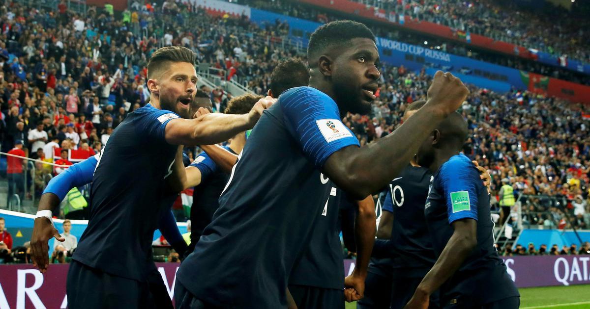 विश्व कप फुटबॉल : बेल्जियम को 1-0 से हरा फ्रांस फाइनल में