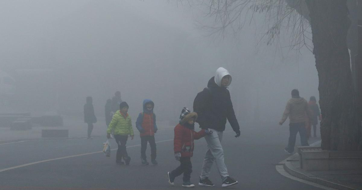 Pollution Linked to Fall in Intelligence, China Study Finds