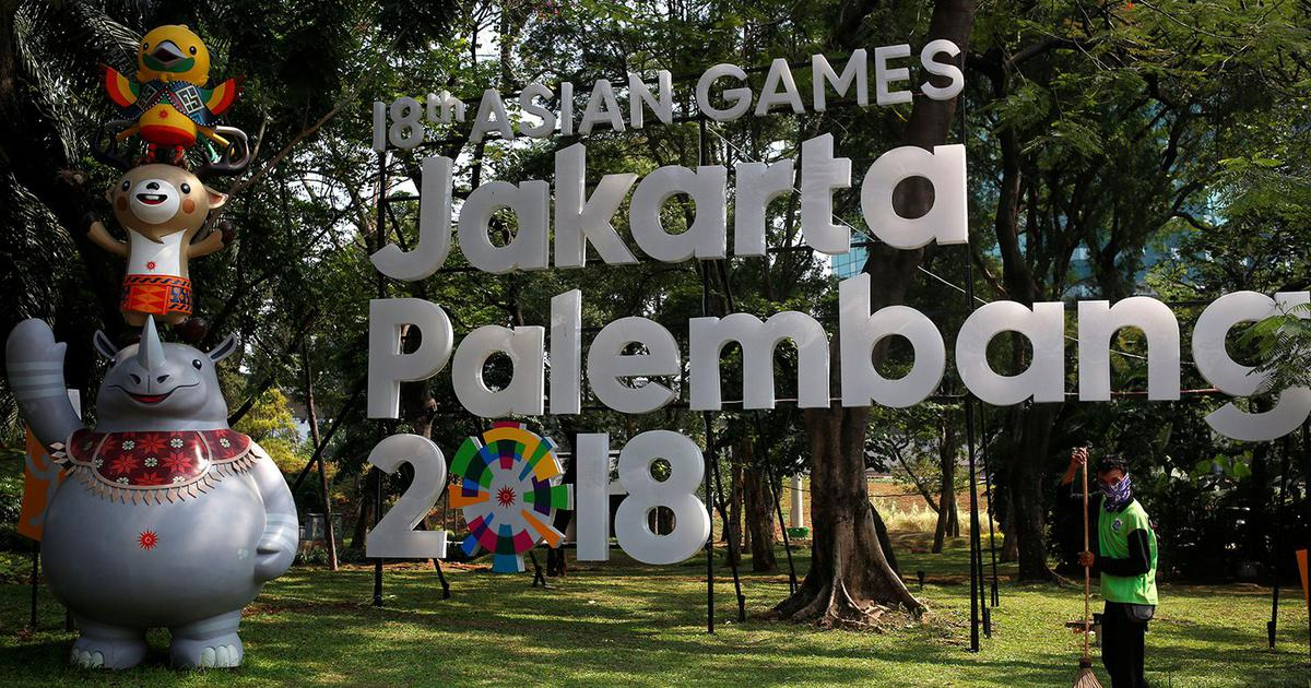 10 days to go, but Sports Ministry yet to clear Asian Games contingent