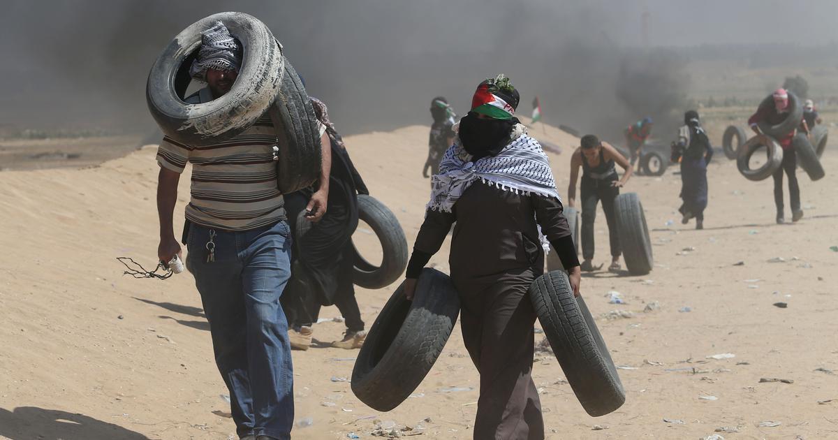 Turkey asks Israel ambassador to leave after clashes along Gaza border over relocation of US embassy