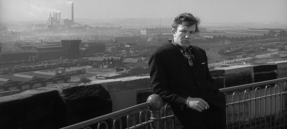 Five-star cinema: Karel Reisz's 'Saturday Night and Sunday Morning'