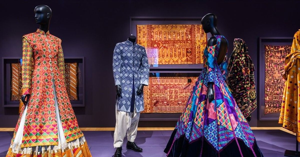 How the Partition almost killed the glorious tradition of Punjabi phulkari embroidery