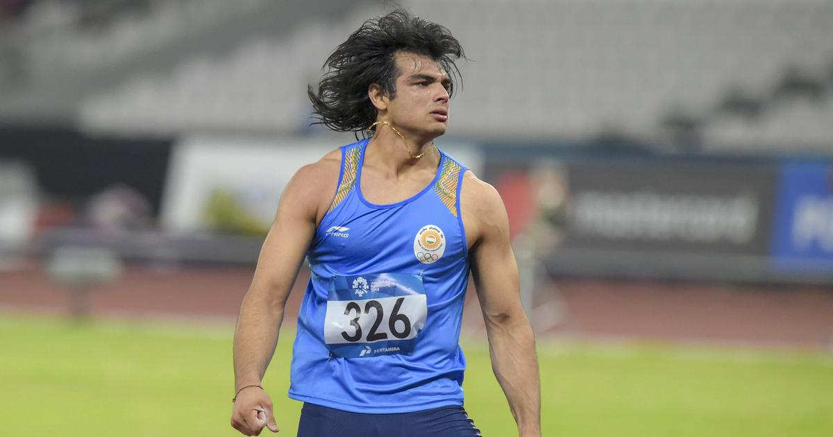 National Open Athletics: Federation asks javelin thrower Neeraj Chopra to pull out