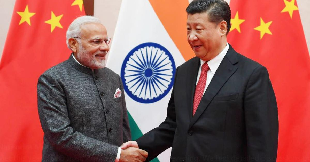 "China says Kashmir may not be a ""major topic"" during the upcoming Modi-Xi informal summit"