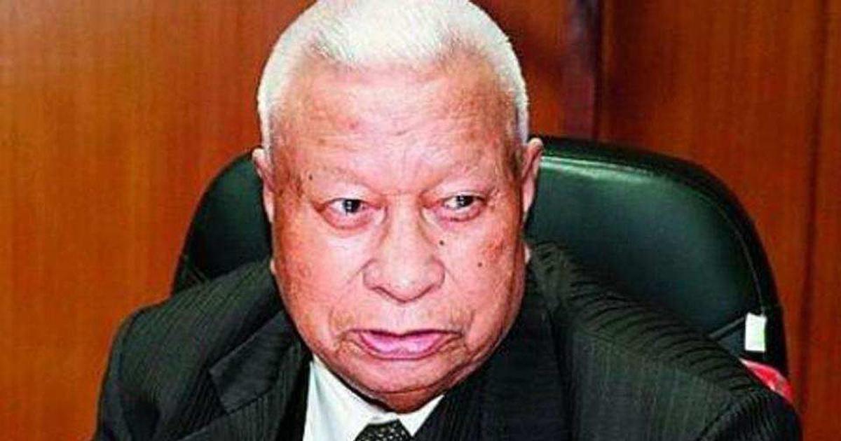 मेघालय : पूर्व मुख्यमंत्री डीडी लपांग ने कांग्रेस छोड़ी