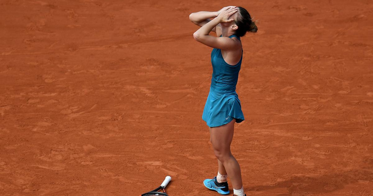 Slam-less world No 1 no more: Halep's thrilling French Open win brings her career full circle