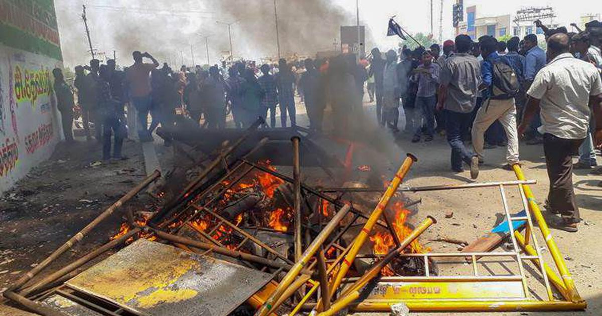 View from the other side: Sterlite workers attacked by Thoothukudi protestors recall the terror