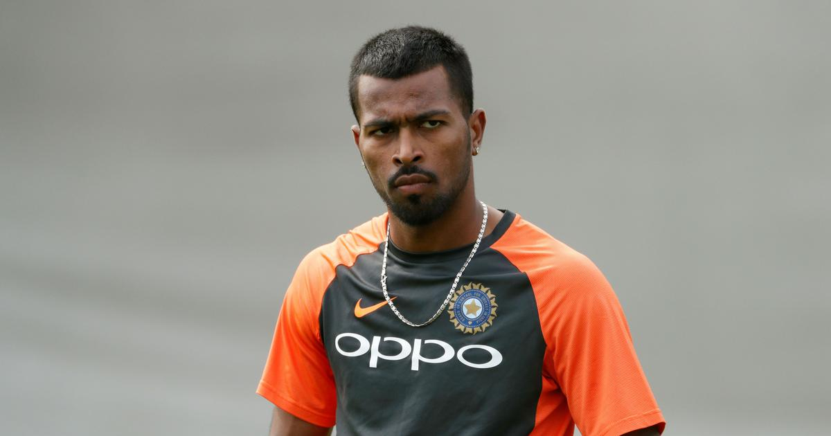 A Mumbai gymkhana cancels Hardik Pandya's honorary membership after Koffee with Karan comments