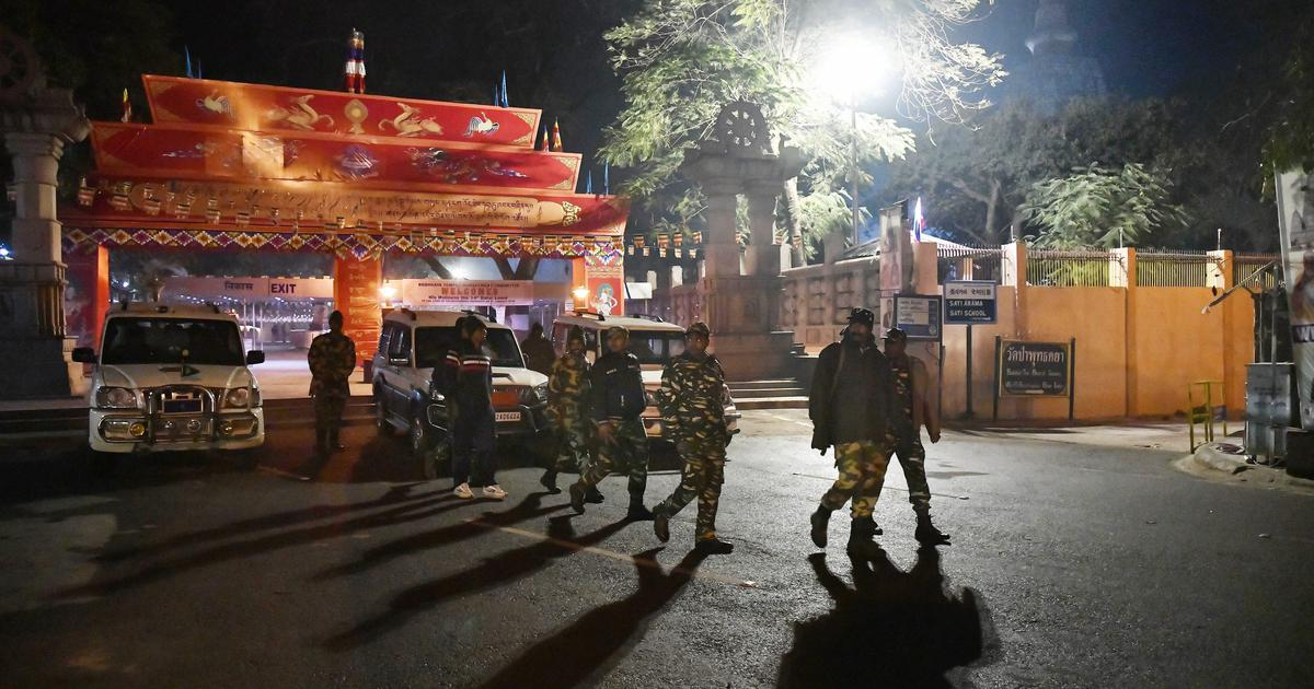 Bodh Gaya blast: NIA arrests two West Bengal residents from Kerala