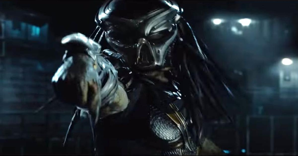 'The Predator' trailer: The lethal hunters are back – and upgraded