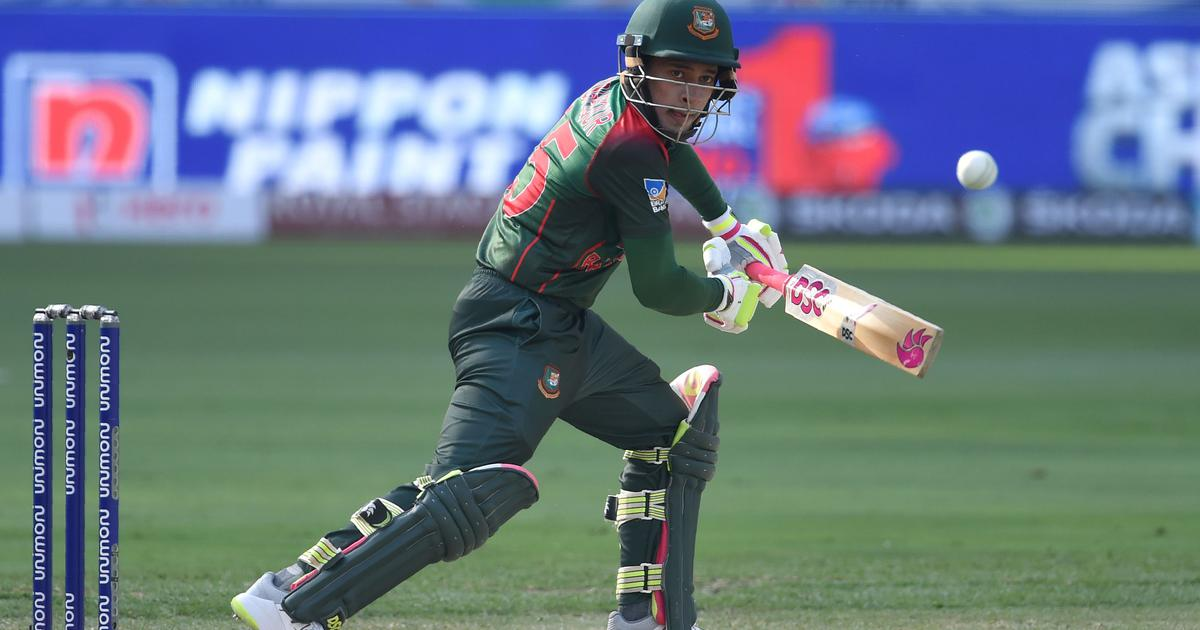 Cricket: Bangladesh beat West Indies by five wickets to set-up tri-series final rematch