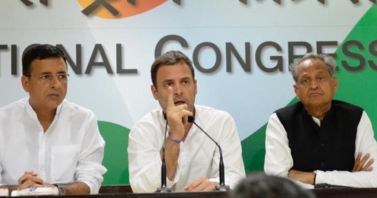 अरुण जेटली बताएं कि माल्या को उन्होंने खुद जाने दिया या पीएम से ऑर्डर आया था : राहुल गांधी