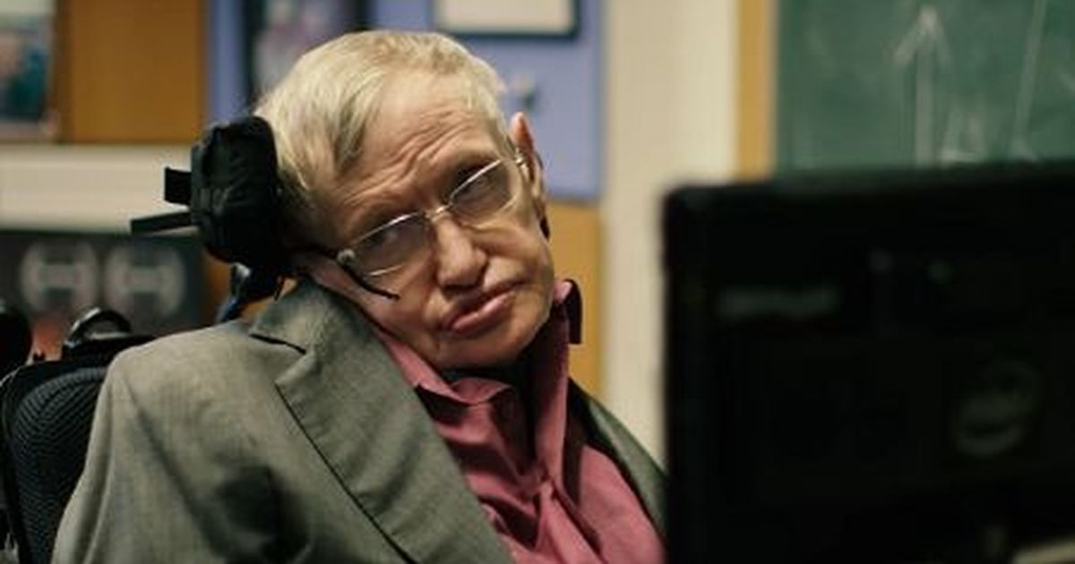 Stephen Hawking Had Some Beautiful Advice For People Who Suffer From Depression