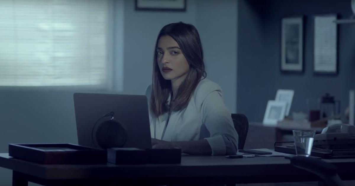 Are we seeing too much of Radhika Apte? Netflix has an answer