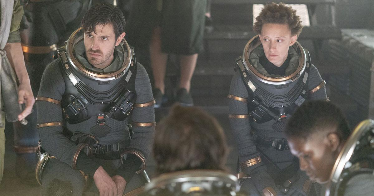 'Nightflyers' trailer: An outer-space mission to save the world takes a horrific turn