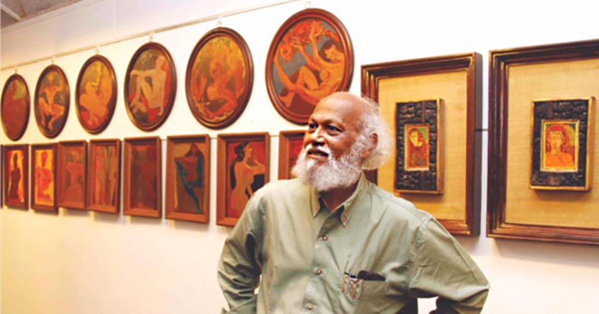 #MeToo: Three women accuse Padma Bhushan-winning artist Jatin Das of sexual harassment