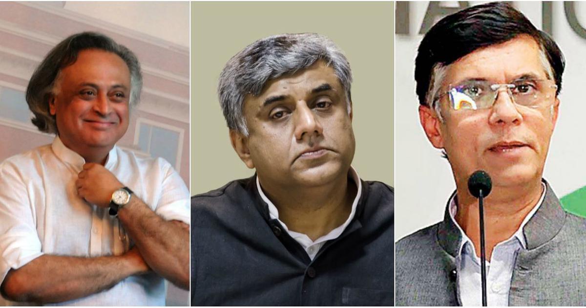 कांग्रेस 2019 की तैयारी की कमान जयराम रमेश, राजीव गौड़ा और पवन खेड़ा को सौंप सकती है : रिपोर्ट
