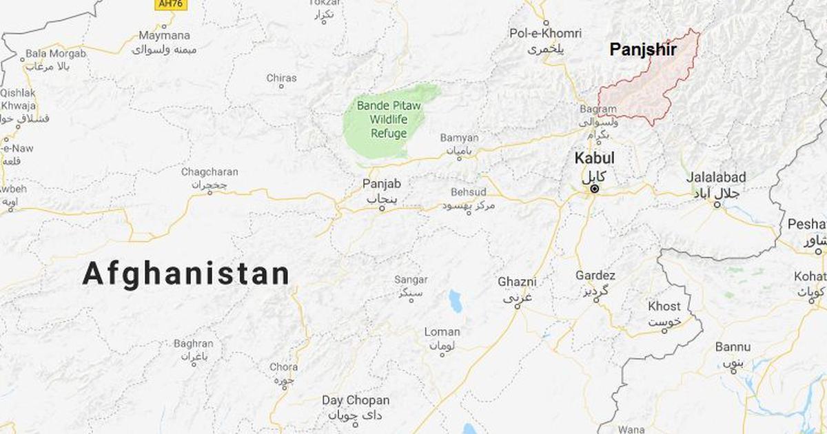 Afghanistan: Landslide kills 10 people, destroys hundreds of houses in Panjshir
