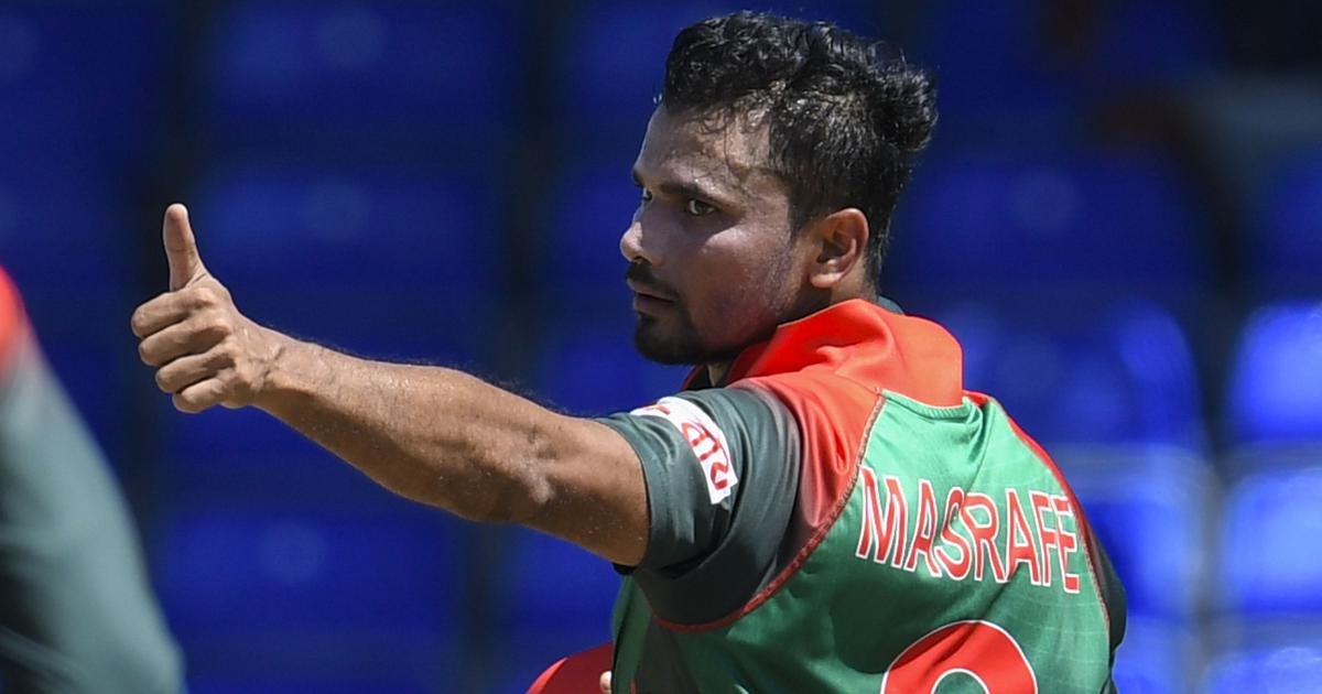 Without Shakib and Tamim, Bangladesh need to improve to beat India in Asia Cup final, says Mortaza