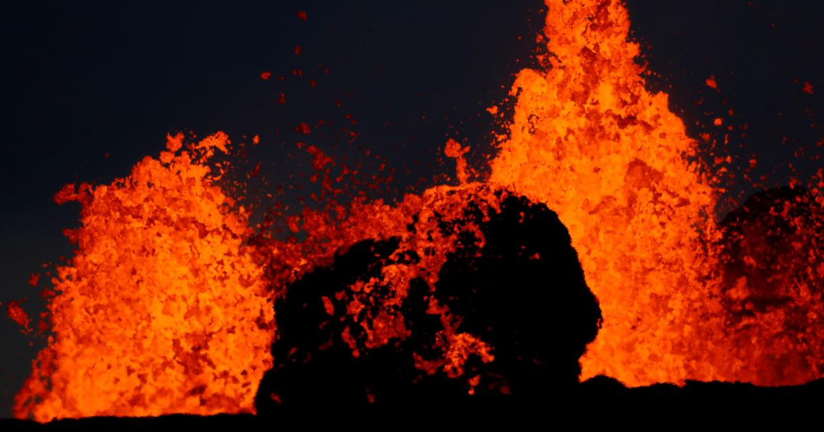 Roasting marshmallows over volcanic vents in Hawaii? 'No, that's not safe'
