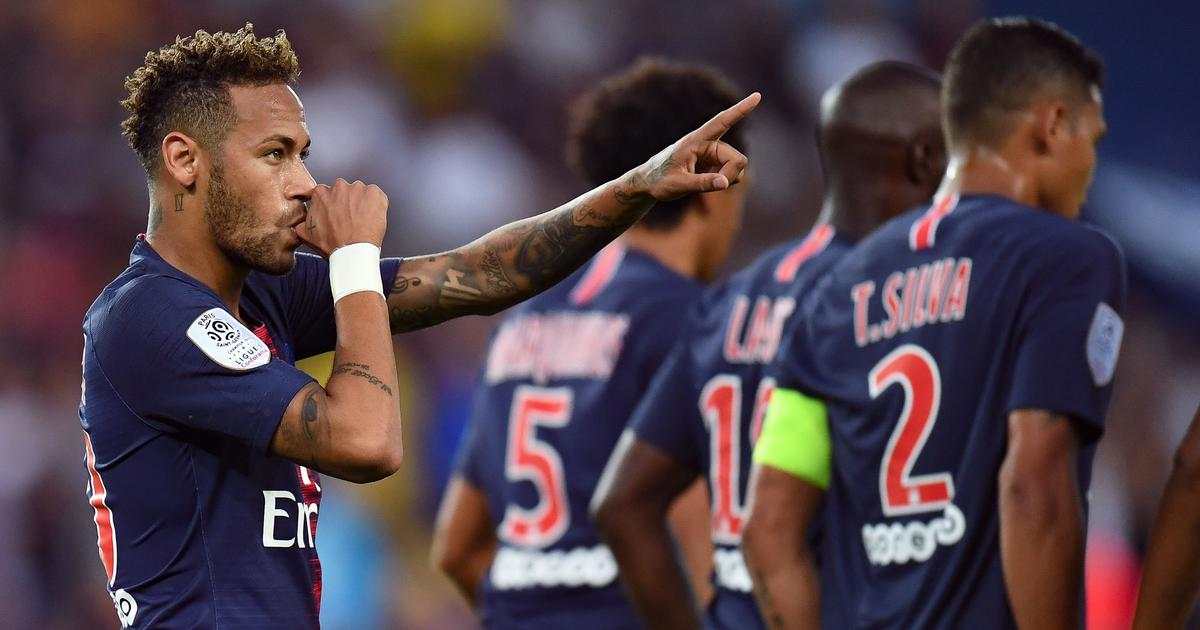 PSG star Neymar ruled out for four weeks after suffering hamstring injury