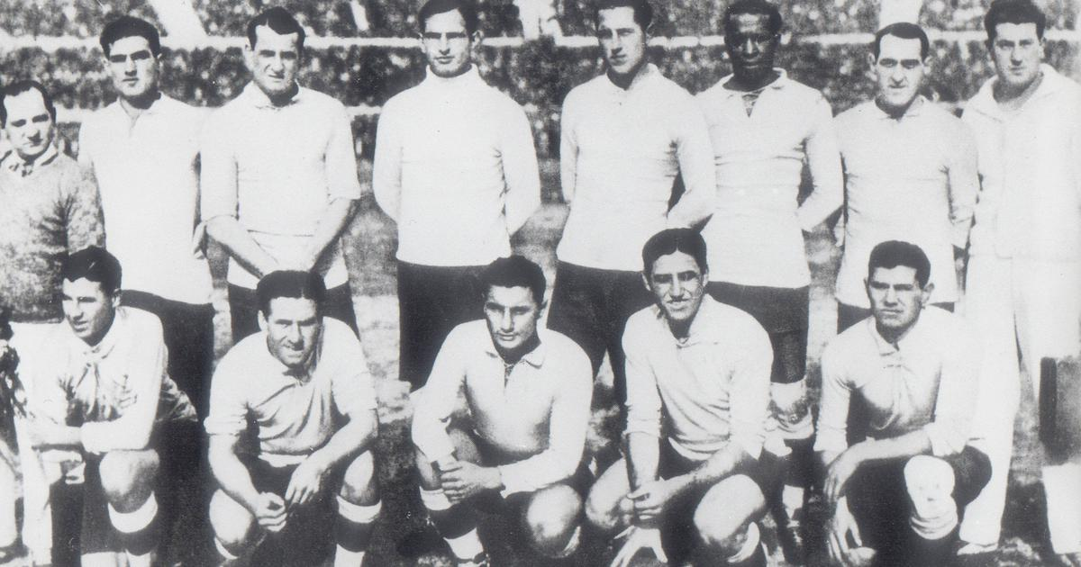 b382f1bf6 A brief history of Fifa World Cup  Uruguay 1930