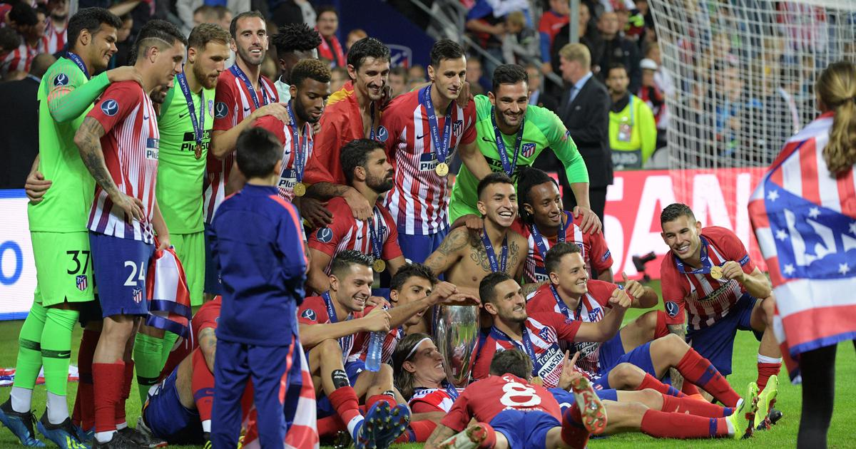 UEFA Super Cup: Lopetegui's Real tenure gets off to a losing start as Atletico Madrid win 4-2