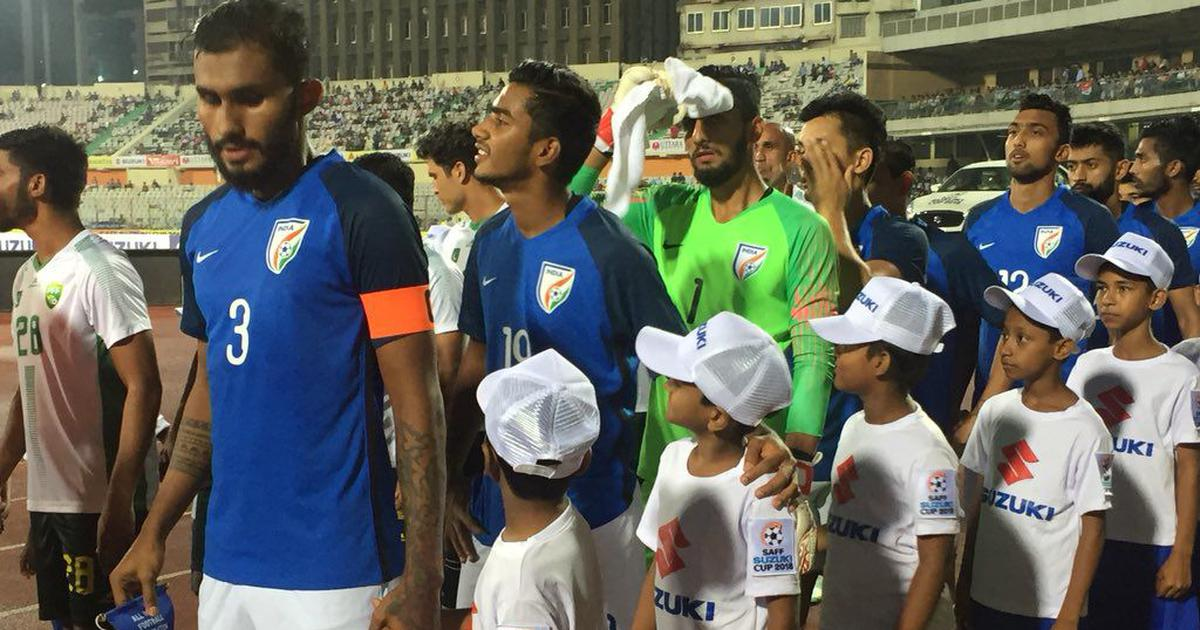 SAFF Cup, India vs Pakistan live: Manvir Singh double gives India 3-1 win