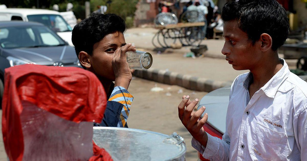At 40.1 degrees Celsius, Delhi records hottest day in March since 1945, dust storm expected tomorrow