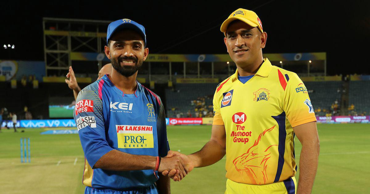 MS Dhoni Offers Scathing Evaluation Of CSK'Reduce To Rajasthan Royals