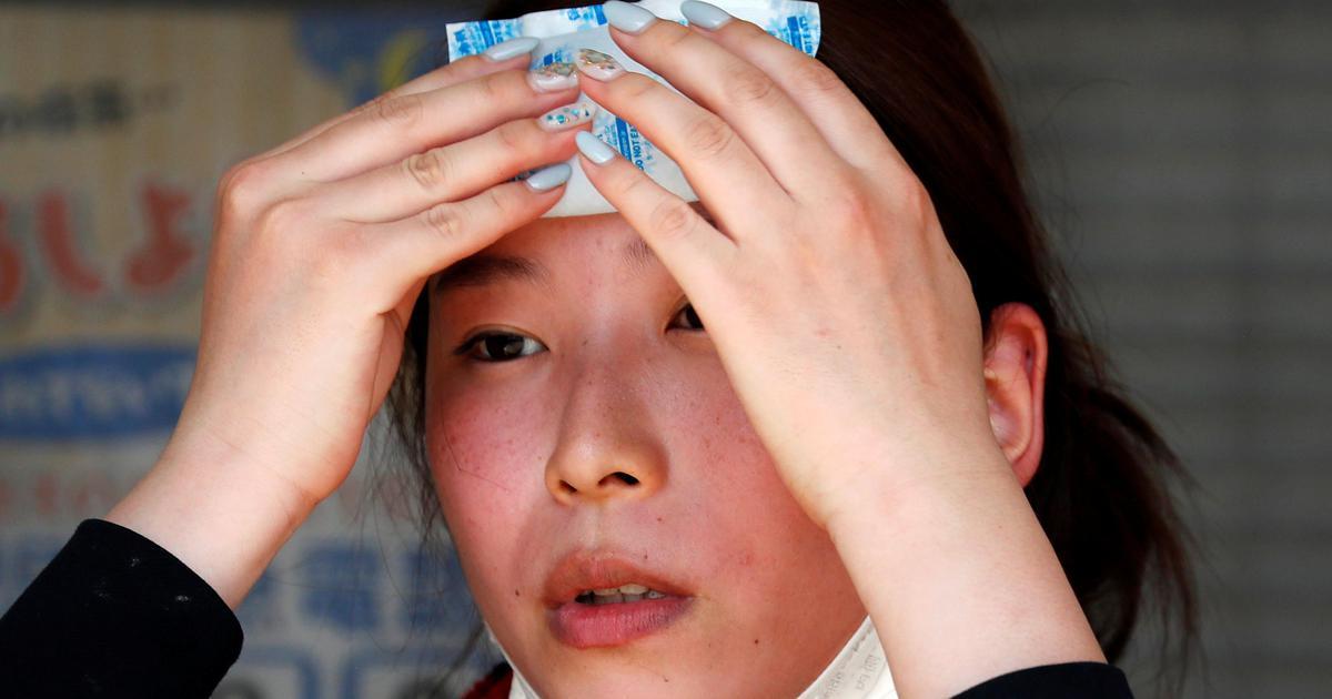 Heat Wave Blankets Japan, Kills 14 People over Long Weekend