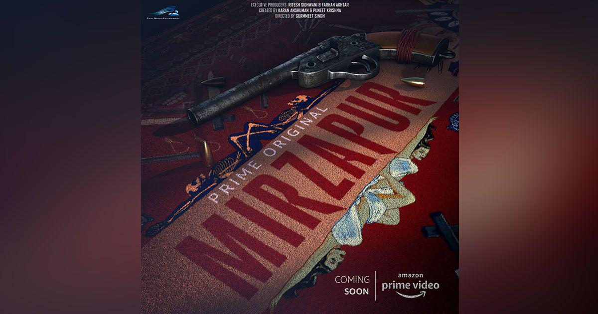 First look: Amazon Prime series 'Mirzapur', starring Shweta
