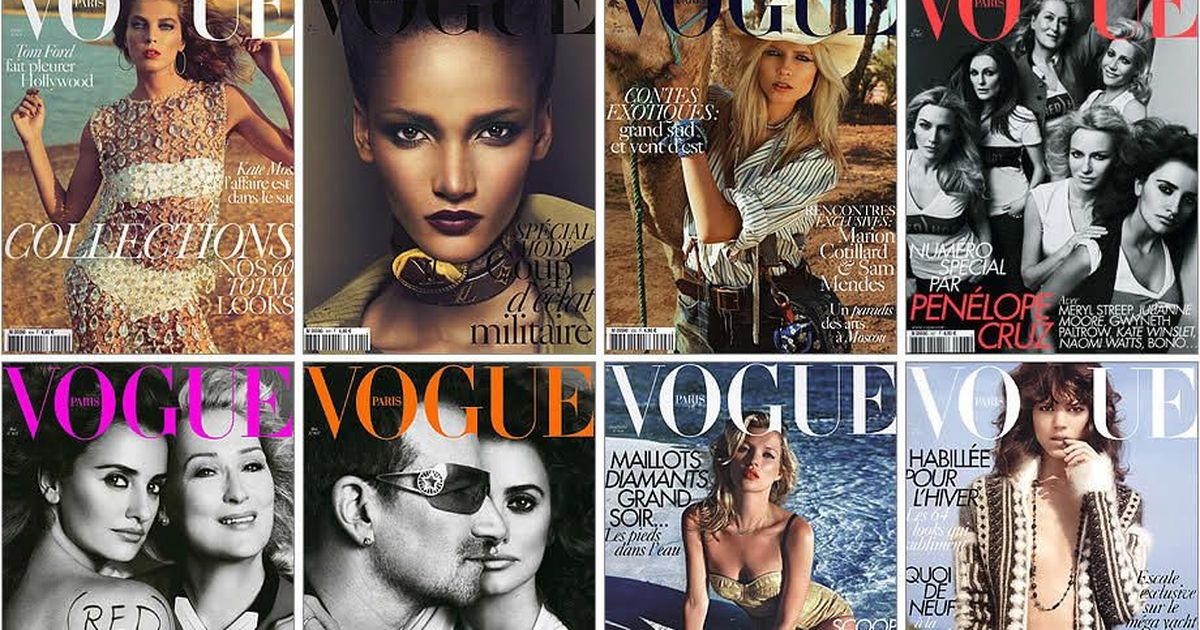 the evolution of the fashion magazine from publications for