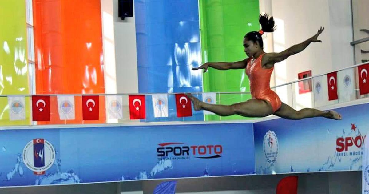 दीपा कर्माकर की शानदार वापसी, जिमनास्टिक वर्ल्ड चैलेंज कप में स्वर्ण पदक जीता