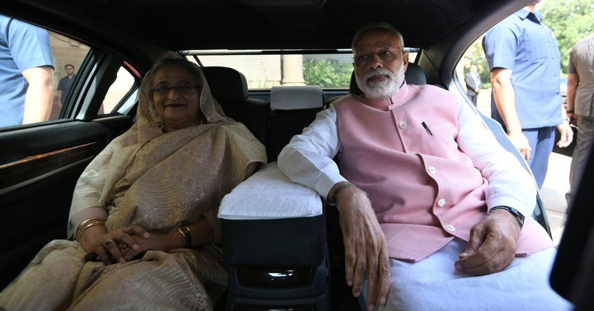 The big news: India-Bangladesh sign 22 deals during Sheikh Hasina's visit, and 9 other top stories
