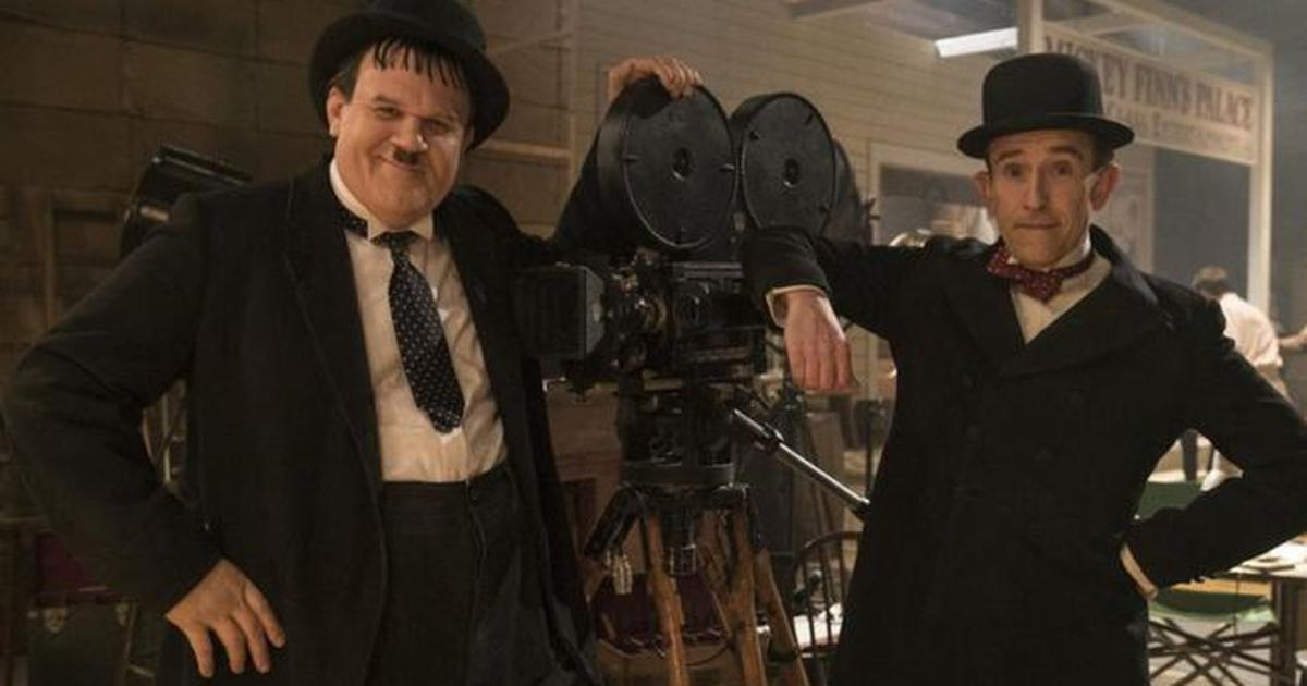 'Stan & Ollie': Steve Coogan and John C Reilly play Laurel and Hardy