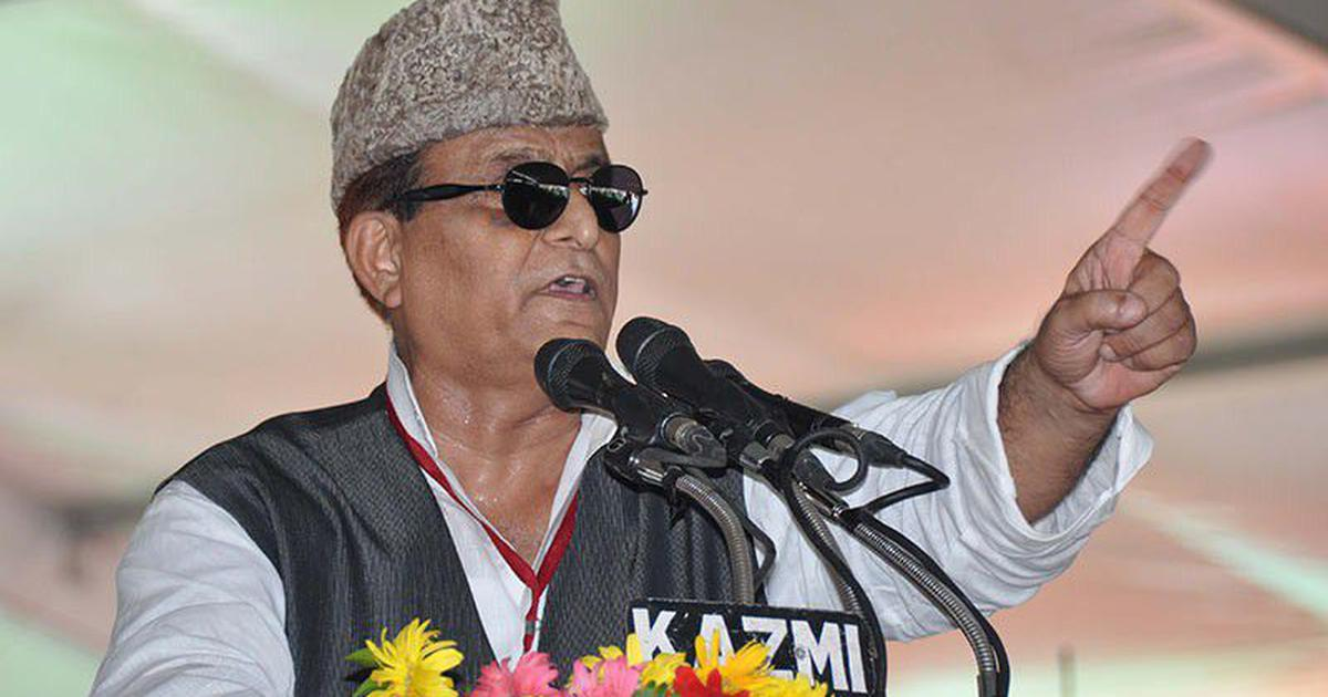 प्रधानमंत्री नरेंद्र मोदी फिट, लेकिन देश अनफिट : आजम खान